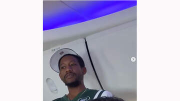 ODM - Jets Fan Arrested On Plane For Wanting To Use First Class Bathroom