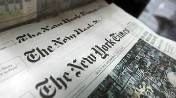 Politics - New York Times Faces Criticism For Publishing Details About Whistleblower