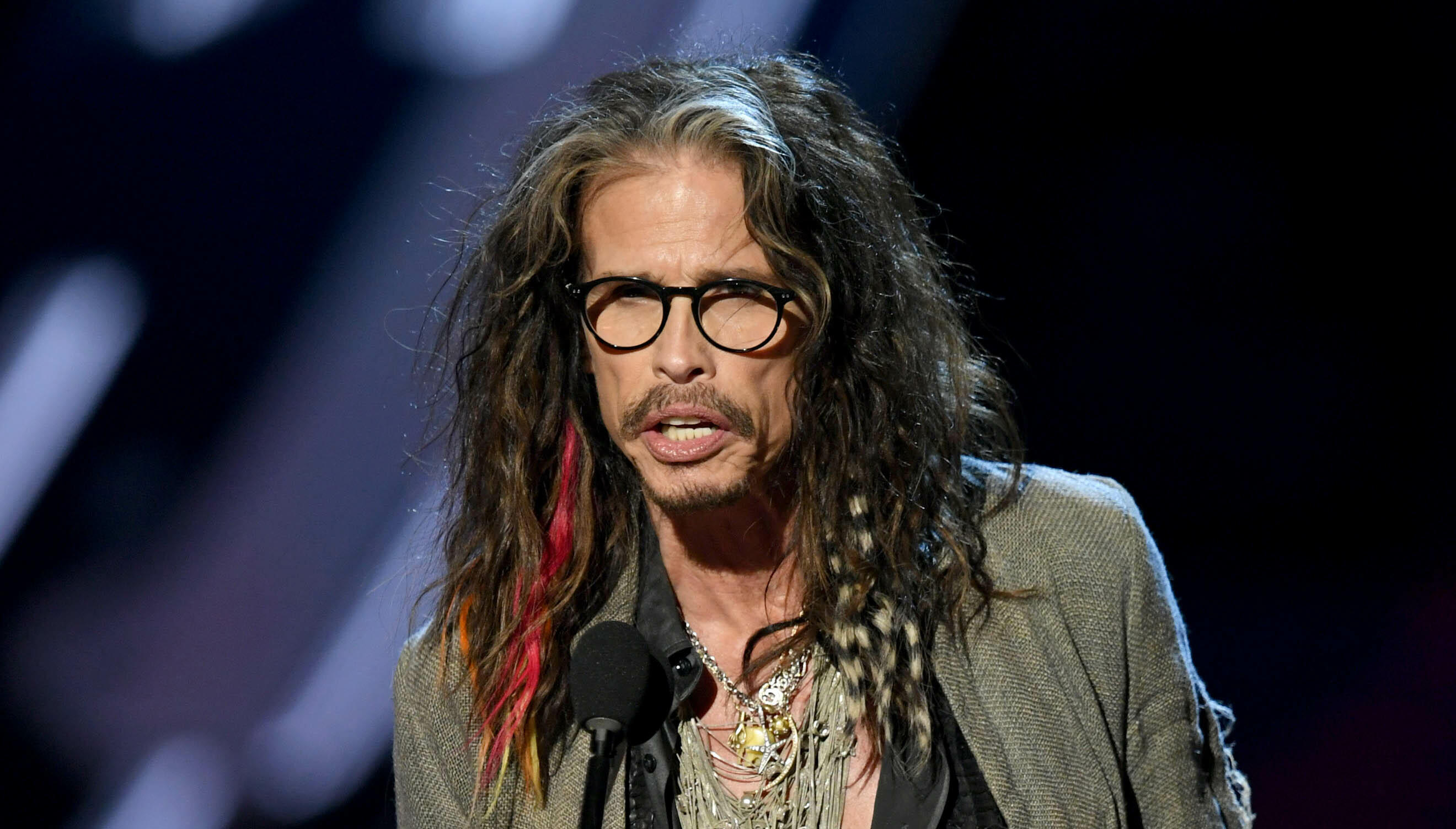 Aerosmith Cancels Concert After Steven Tyler Loses His Voice