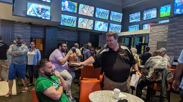 Photos - 94 HJY & Bud Light @ Sportsbook Bar & Grill 9.22.19