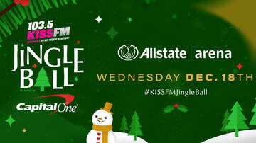 Jingle Ball - #KissFMJingleBall Lineup Announcement Featuring WhyDontWe!  [VIDEO]