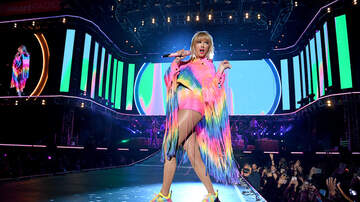 J Will Jamboree - Taylor Swift will perform during NCAA March Madness 2020