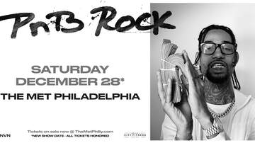 None - PnB Rock @ The Met