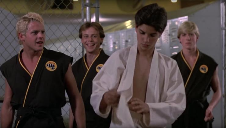 'Karate Kid' Star Robert Garrison Dead At 59 | iHeartRadio