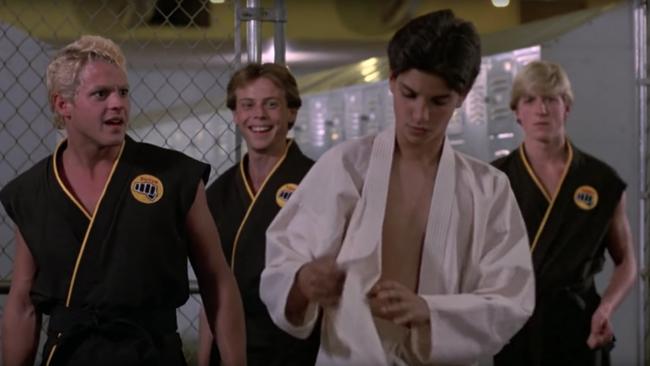 'Karate Kid' Star Robert Garrison Dead At 59