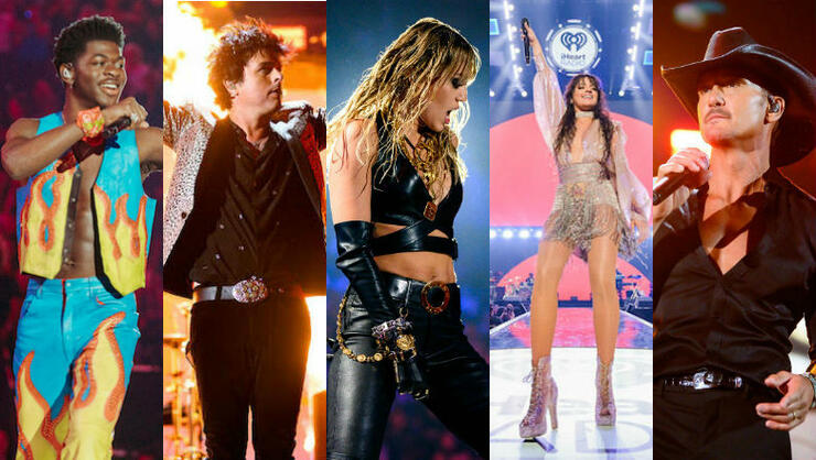 Relive The 2019 iHeartRadio Music Festival on The CW: How to Watch | iHeartRadio