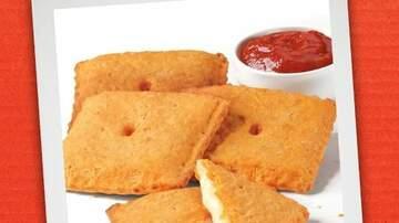 Mark Blazor - Foodie Friday: Cheez-It Pizza from Pizza Hut