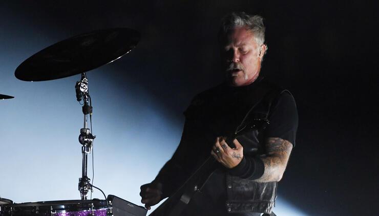Metallica In Concert - Las Vegas, NV