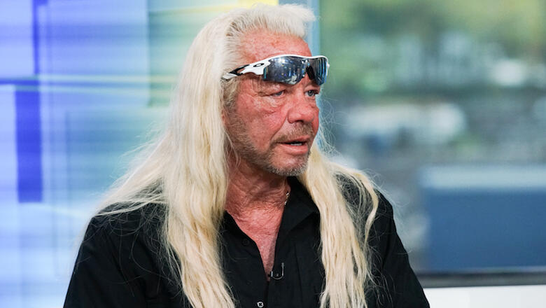 Duane Chapman Diagnosed With Pulmonary Embolism 3 Months After Wife's Death