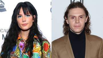 Drew - Halsey and Evan Peters Spotted Holding Hands At Six Flags, Yungblud Reacts