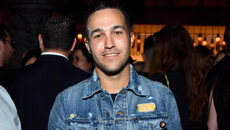 Pete Wentz Just Launched His Own Jewelry Line | iHeartRadio