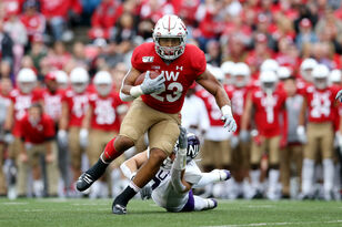 Wisconsin defeats Northwestern 24-15