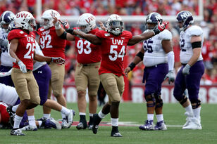 Badgers players react to 24-15 win over Northwestern