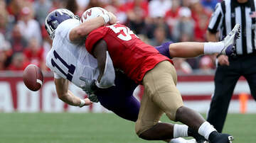 Wisconsin Badgers - Video Highlights: Wisconsin 24, Northwestern 15