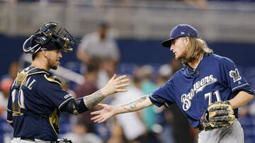 Brewers - Brewers to face Nationals in NL Wild Card game Tuesday night