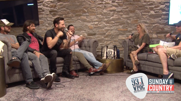 Sunday in the Country - Old Dominion Backstage Interview At Sunday In The Country 2019
