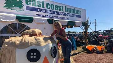 Laura - Thanks for visiting me at the Deerfield Fair with East Coast Lumber!