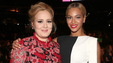 Headlines - Beyoncé & Adele Reportedly Recorded A New Song Together