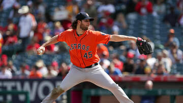 Sports Desk - Astros, Cole Down Angels
