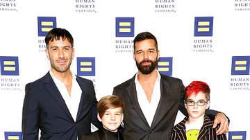 Enrique Santos - Ricky Martin anunció embarazo y la familia está feliz