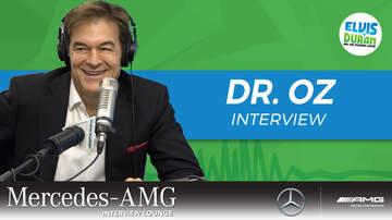 Elvis Duran - Dr. Oz Explains Dog The Bounty Hunter's Current Mental Health