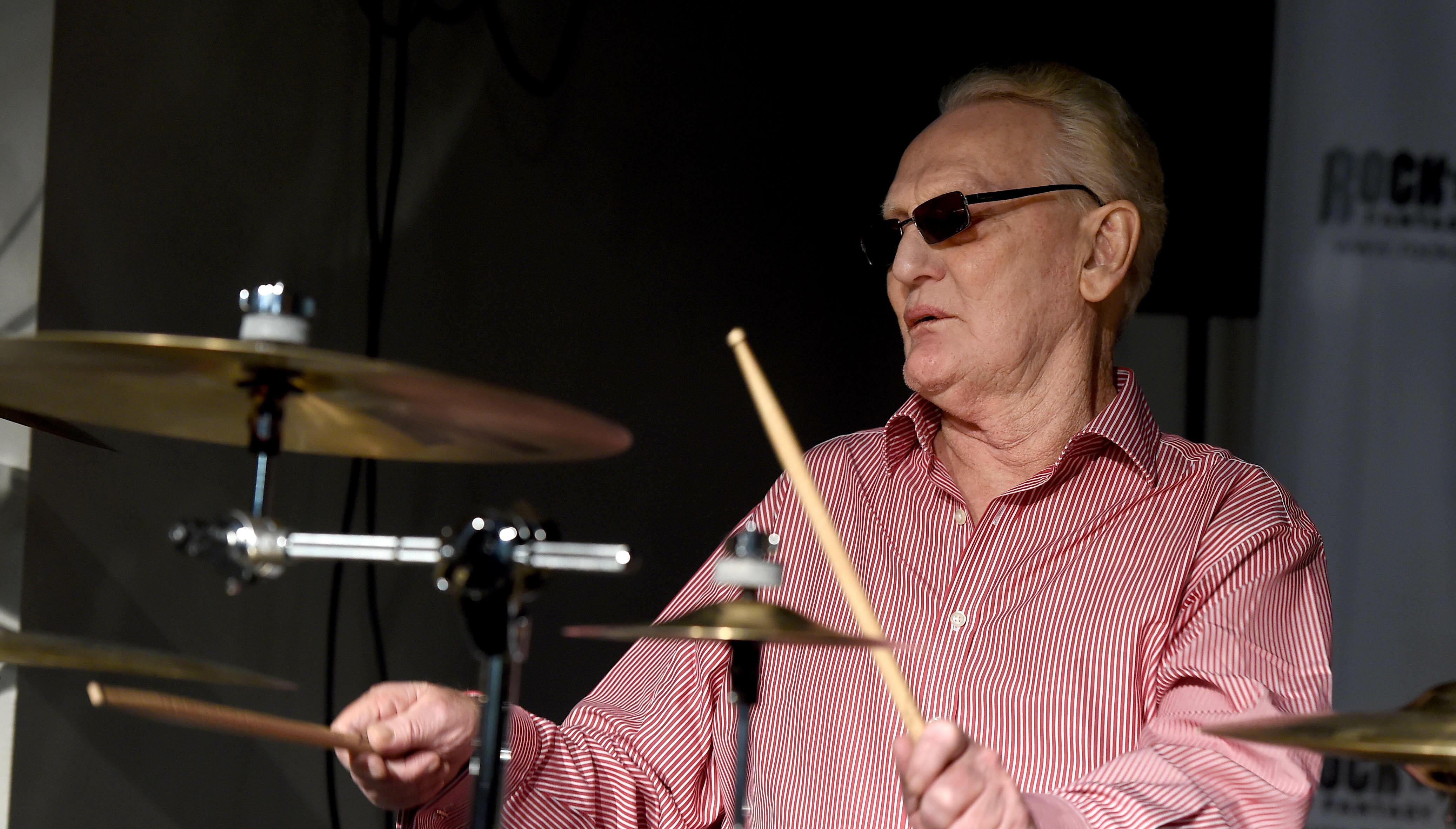 """Ginger Baker """"Holding His Own"""" Amid Health Crisis, Family Says"""