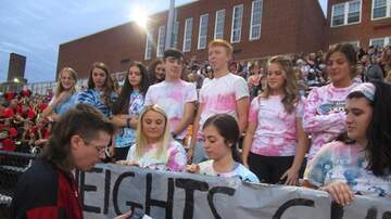 Photos - Dave at Cuyahoga Heights H.S. Friday, September 27