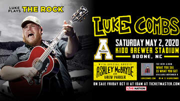 image for Luke Combs at Appalachian State