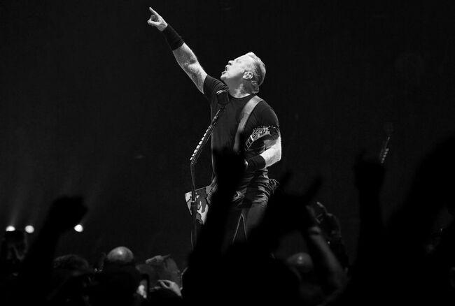 Metallica In Concert - Nashville, TN