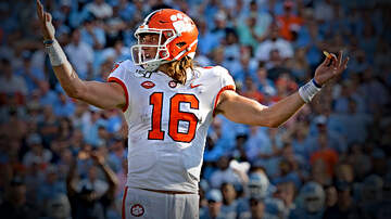 Outkick The Coverage with Clay Travis - Clay Travis Says Clemson is Not a Top 10 Team
