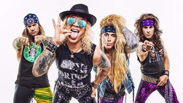 Q104.3's QN'A - Steel Panther Persevered Through Super Gonorrhea, Sex Rehab For New Album