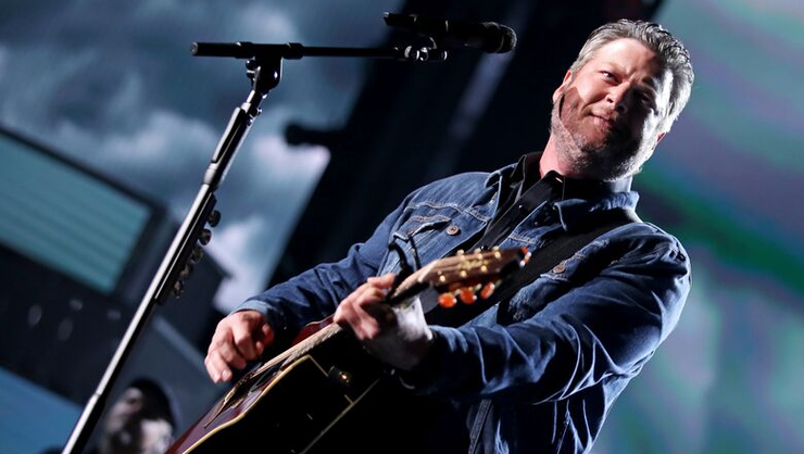 Blake Shelton Reveals Plans For New Album, 'Fully Loaded: God's Country'