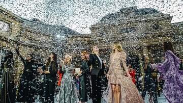 Claudia - Guest Model Camila Cabello Killed It During L'Oréal's Fashion Show