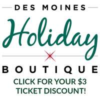 Click for Your Holiday Boutique $3 Ticket Discount