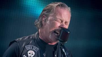 Chuck Nowlin - James Hetfield Of Metallica Is Back In Rehab