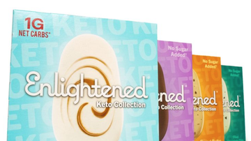Bobby Bones - Food World: Enlightened Drops Full Line Of Keto-Friendly Ice Cream