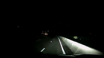 JB - ***VIDEO*** Hitting A Couch On A Highway...Going 70mph