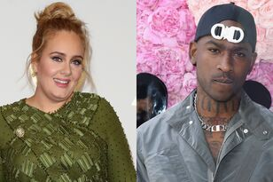 Adele Reportedly Dating Rapper Skepta After Filing For Divorce From Husband