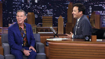 Elvis Duran - Elvis Duran Reads Excerpt From His Book On Tonight Show With Jimmy Fallon