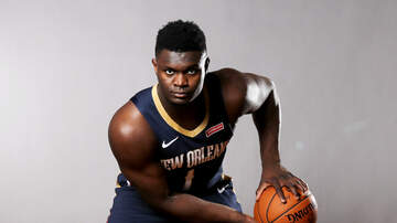 Louisiana Sports - Pelicans Project Zion Williamson Debut For Jan. 22