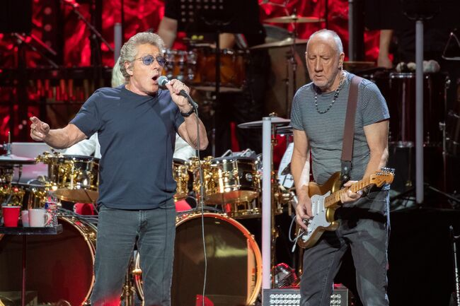 Pete Townshend Says The Who Are Coming For 2020 Jazz Fest
