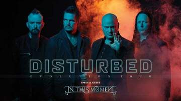 Contest Rules - Win Disturbed Tickets