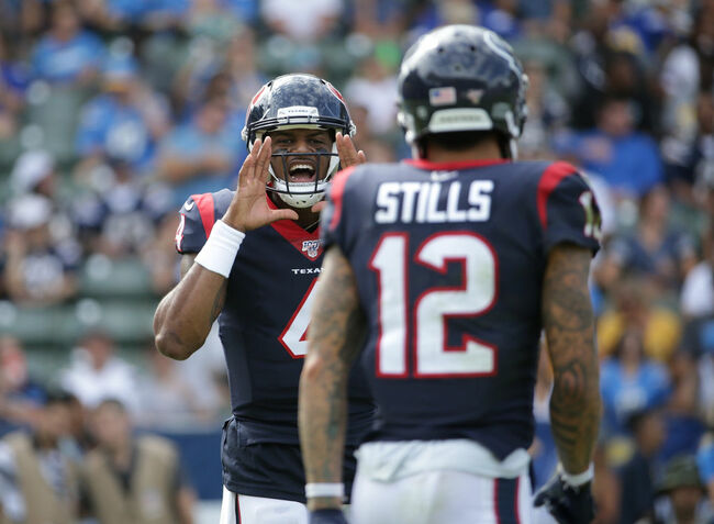Houston Texans vLos Angeles Chargers