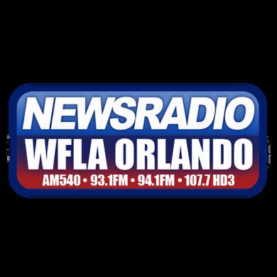 Newsradio Orlando WFLA logo