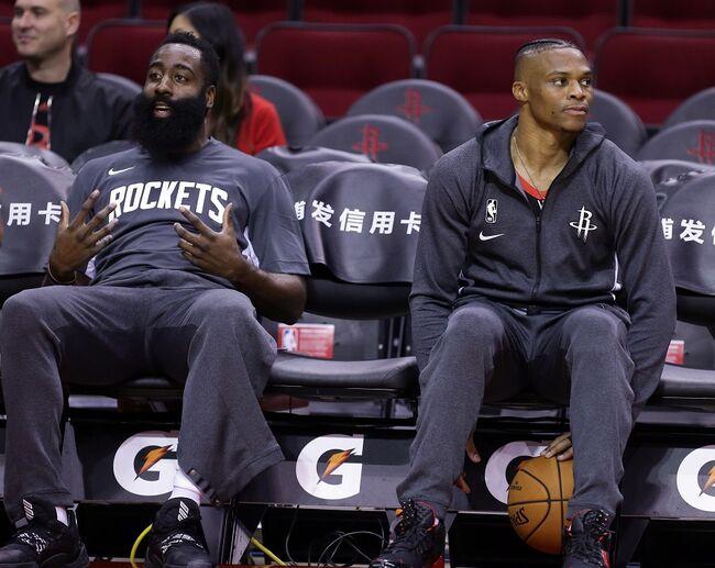 Shanghai Sharks v Houston Rockets