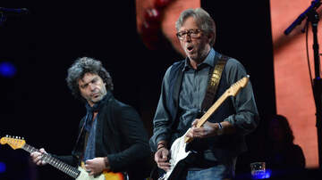 Maria Milito - Eric Clapton Is Auctioning Two Of His Own Personal Guitars For Crossroads