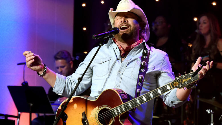 6 Toby Keith Songs To Celebrate 'Ock-TOBY' Fest
