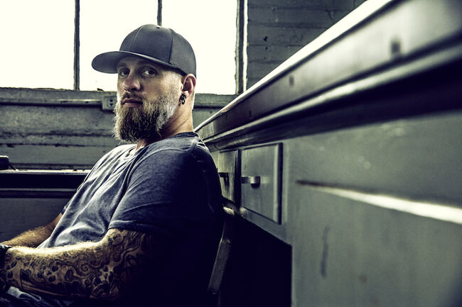 Brantley Gilbert Opens Up About New Album 'Fire & Brimstone'