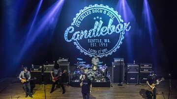 Rock Show Pix - Candlebox at The Strand