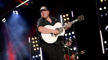 Ric Rush - Luke Combs Headlining First Football Stadium Show at his Former College